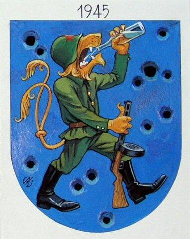 Najważniejsze daty w powojennej historii miasta Legnicy w ujęciu satyrycznym